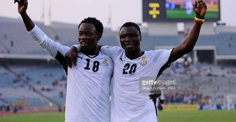 FEATURE: Waiting for Dominic Adiyiah, the other member of Andre Ayew's class