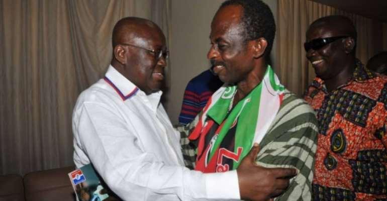 Akufo-Addo 'grossly incompetent'-  Asiedu Nketia