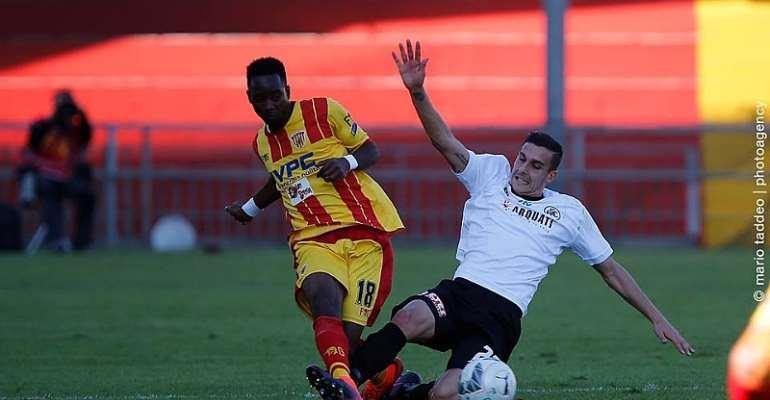 Benevento Calcio keen to keep Ghanaian defender Bright Gyamfi