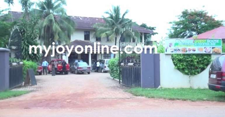 Family of murdered hotel proprietor in Kumasi suspect contract killing