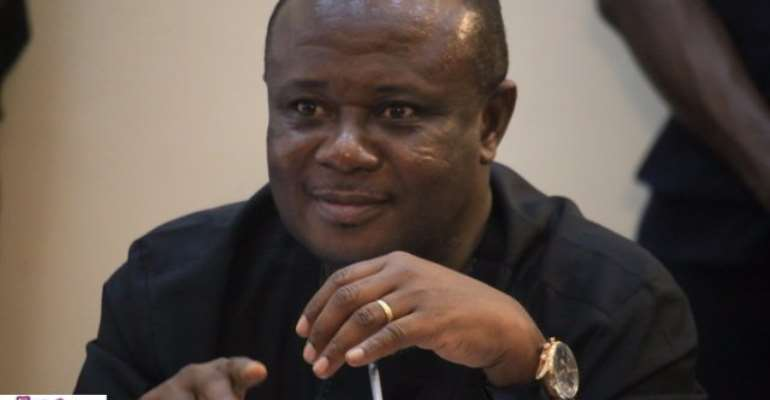 Joseph Osei Owusu is First Deputy Speaker of Parliament