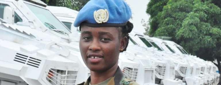 Ms. Takyiwaa Esther