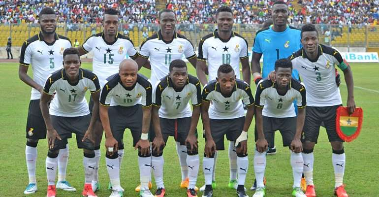 AFCON 2019: Ghana Slip In Latest FIFA Rankings; Unchanged In Africa Rankings Ahead Of AFCON