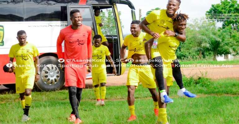 Kotoko Welcome Star Abdul Fatawu Back After Black Stars Snub