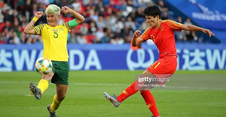 Women's World Cup: South Africa Captain Janine Van Wyk Disappointed After Losing To China