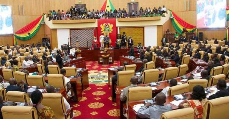MP's Research Assistants To Demonstrate Over Unpaid Salaries