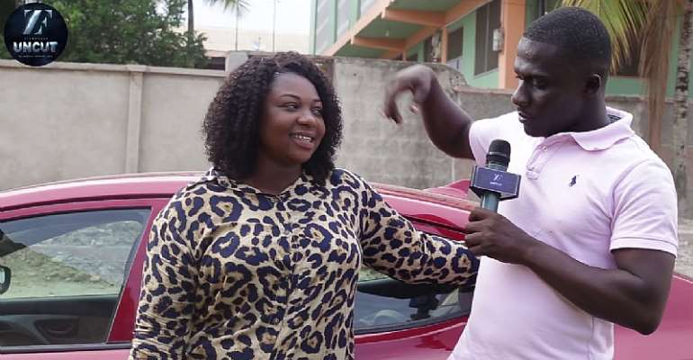 I Was Raped At 14 By My Uncle —Actress Akua Serwaa