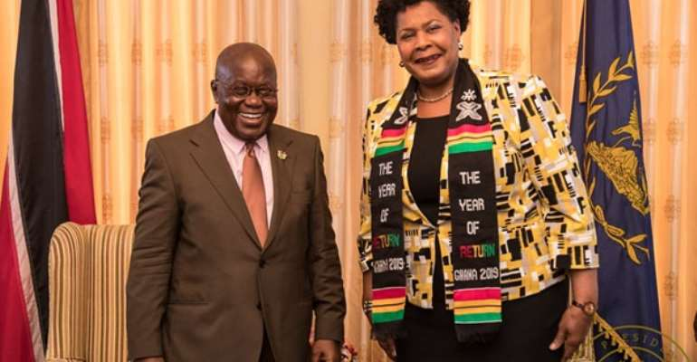 Akufo-Addo Negotiates Release Of Ghanaian, Nigerians From Trinidad & Tobago Jail