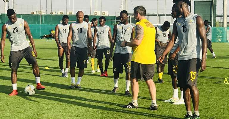 AFCON 2019: Profiling Ghana's Final 23 Man Squad For AFCON
