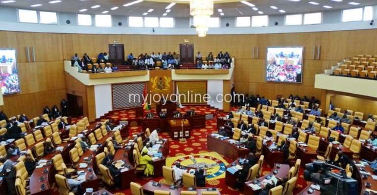 Parliament Beef Up Security After Suicide Attempt
