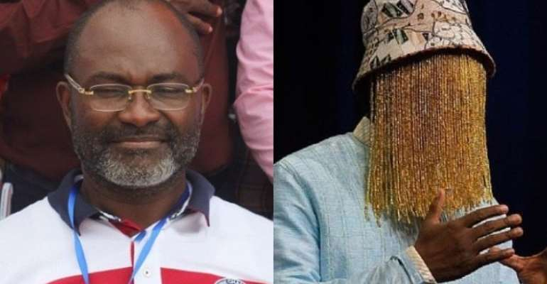 Defamation case: Anas' lawyers raise concerns over Ken Agyapong's witness statement