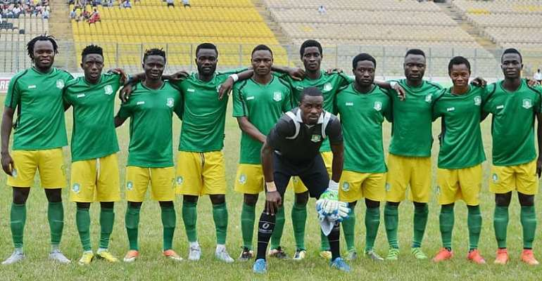 Aduana Stars' day of shame: A blight on Ghana football