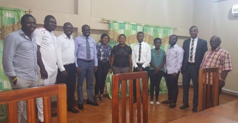 NYA Meets Commonwealth Alliance Of Young Entrepreneurs-West Africa
