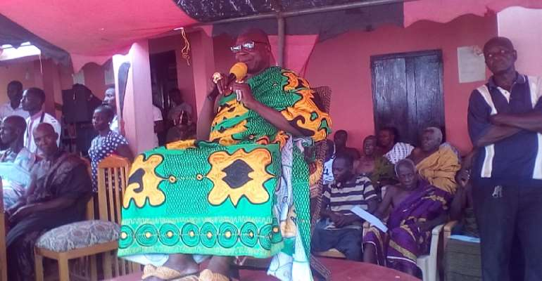 Okofo Katakyie Nyaku Eku X