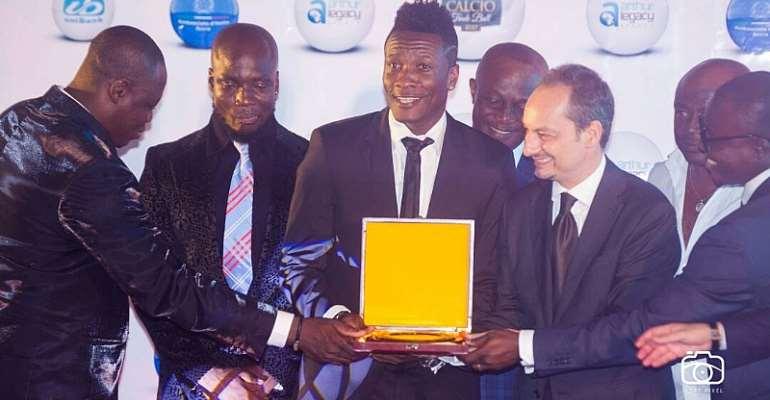 PHOTOS: Calcio Trade Ball 2017 in Accra