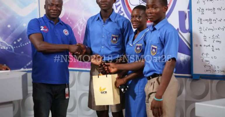 NMSQ2018: First Timers From Ho Show OWASS The Red Card