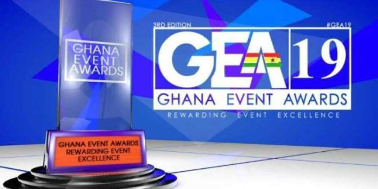 Ghana Event Awards launch and nominees announcement to be held on 5th July