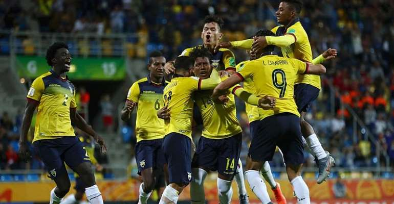 FIFA U-20 WC: Ecuador Beat Italy For Bronze