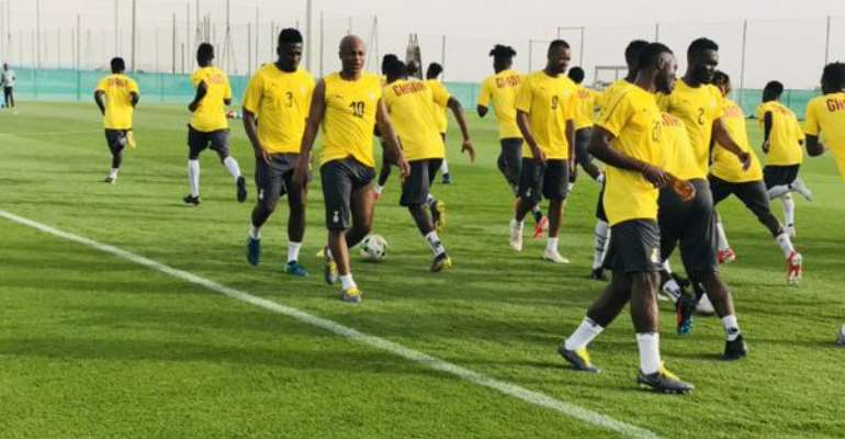 AFCON 2019: Ghana To Face South Africa In Final Pre-Afcon Friendly Today