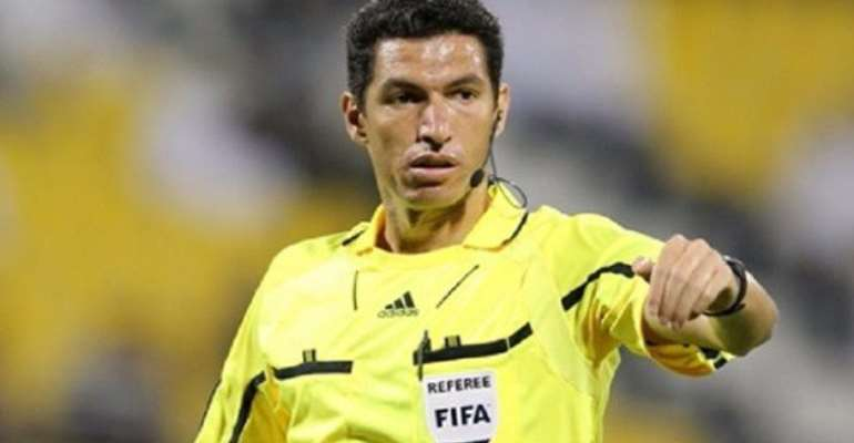 AFCON 2019: Egyptian Referee Gehad Gerisha Ban Lifted; Set To Officiate AFCON