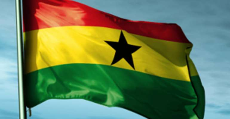 Love Ghana As Best As You Can