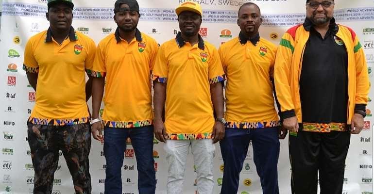 Ghana Lands In Sweden For Minigolf Masters