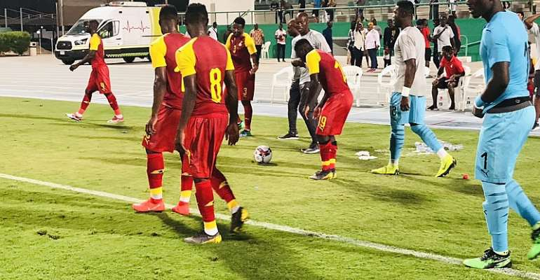 AFCON 2019: Major Worry For Black Stars As Team Fails To Score In Warm-Up Matches