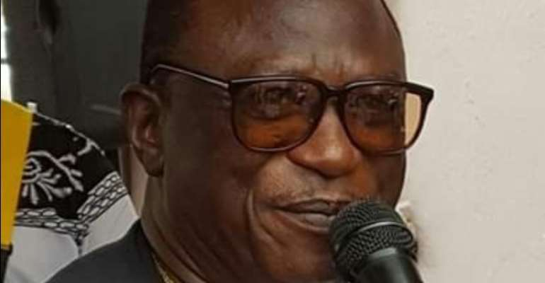 Legendary Highlife musician Nana Tuffour Dies At 66