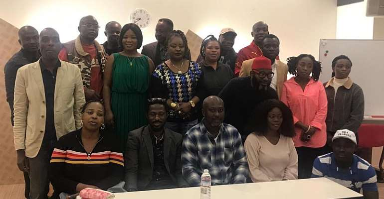 NPP Japan Congratulates And Wishes All Parliamentary Aspirants Good Luck