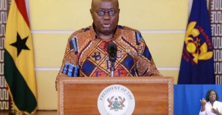 COVID-19: Our Survival Is in Our Own Hands – Akufo-Addo To Ghanaians