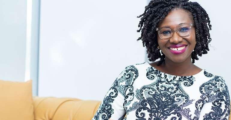 Adoma Peprah || Country Manager Visa Ghana