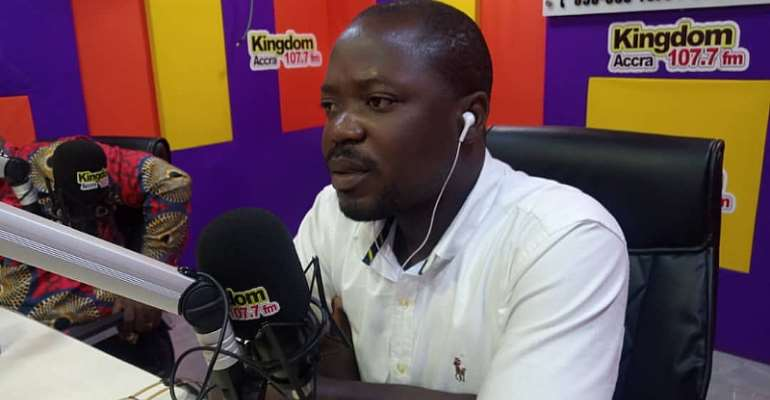 Only CPP Can Save Ghanaians From Incompetent NPP And NDC---Benjamin Nsiah