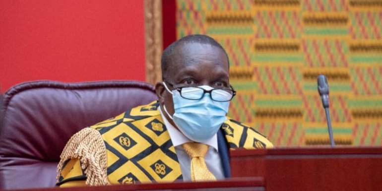 Revive reading culture among the youth – Bagbin to government