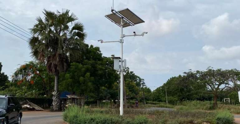 Activate all CCTV cameras installed in Accra to curb crime – Okoe Vanderpuije