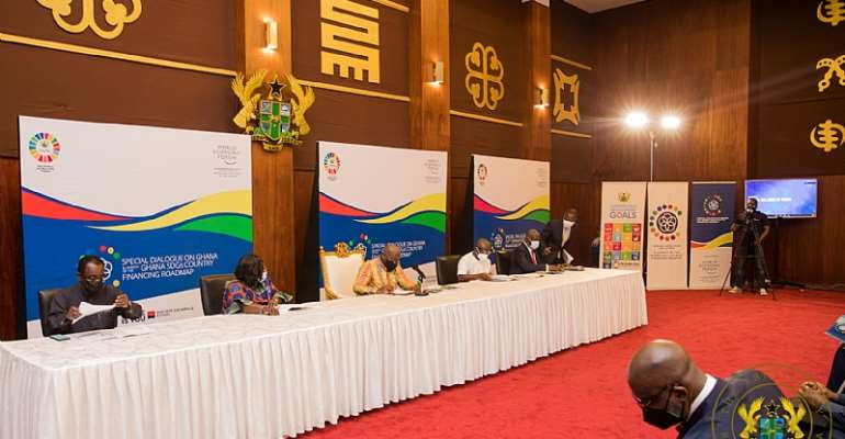 """""""Ghana is a prime, ripe destination for doing business"""" – Akufo-Addo to global CEOs"""