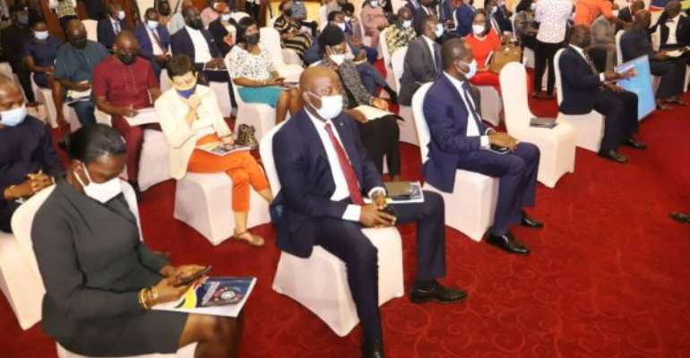 Ghana must not be caught pants down in future, let's find avenues to produce COVID-19 vaccines — Akufo-Addo