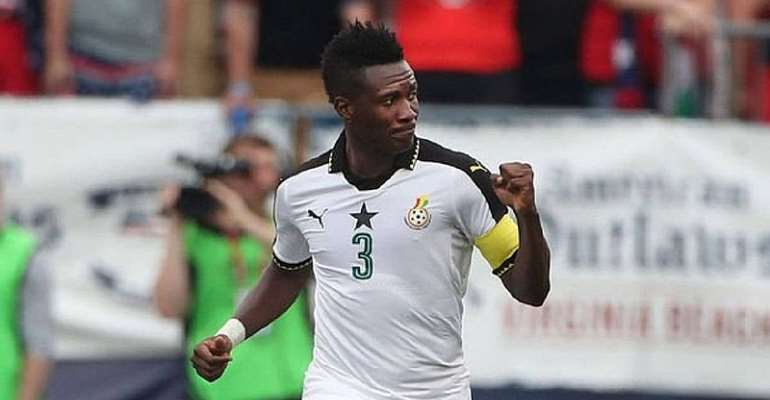 AFCON 2019: Asamoah Gyan Admits Needing More Game Time To Be 100% Ready