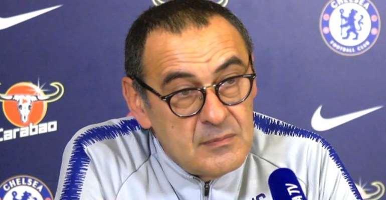 Chelsea Confirm Departure Of Maurizio Sarri To Juventus