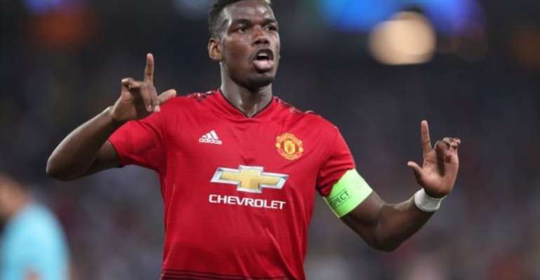 Pogba: I'm Thinking Of A New Challenge