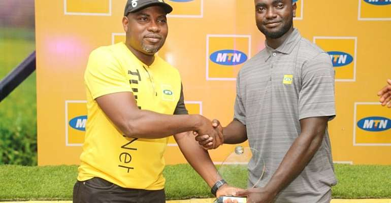 MTN Invitational Golf Attracts Dignitaries