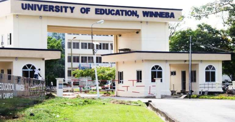 Minister Commends UEW Management For Proactive Measures To Receiving Final Year Students
