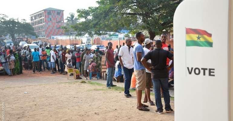 "Ghana Election 2020: ""blinkards"", Technology, And Peace"