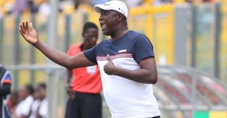 Coach Bashir Hayford