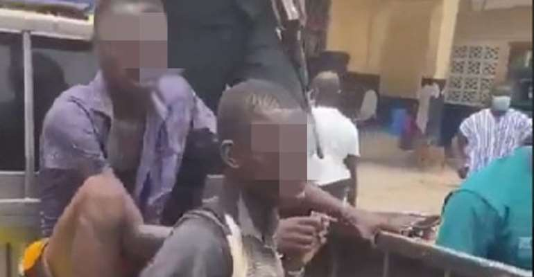 Two persons accused of killing 11-year-old boy at Kasoa to be charged with murder