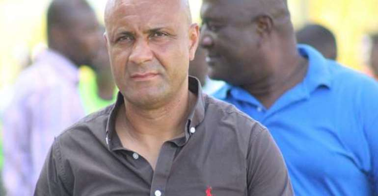 NC Special Cup: Kim Grant 'Proud' Of Hearts of Oak Players Despite Losing To Kotoko