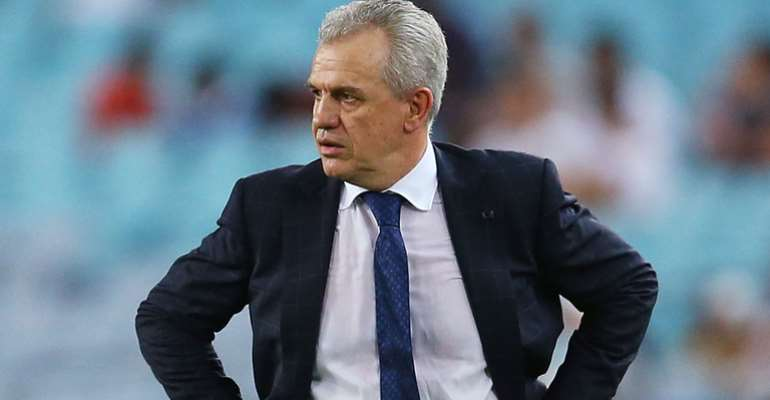Head Coach for Egypt Javier Aguirre