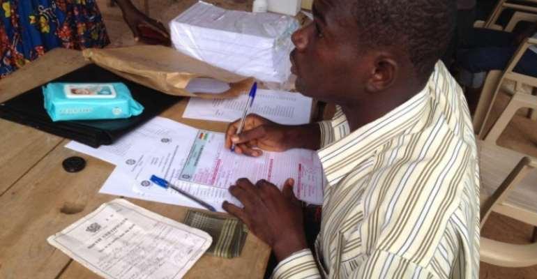 EC Should Halt The Limited Registration Exercise And Revert To The Electoral Area Based Registration