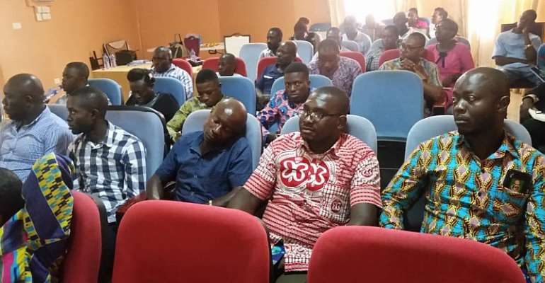 Central Region Gets Trained On How To Control Mosquito Breeding