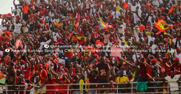 Kotoko Pocket GHC 99,000 As Share Of Gate Proceeds Against Hearts In NC Special Cup Semis