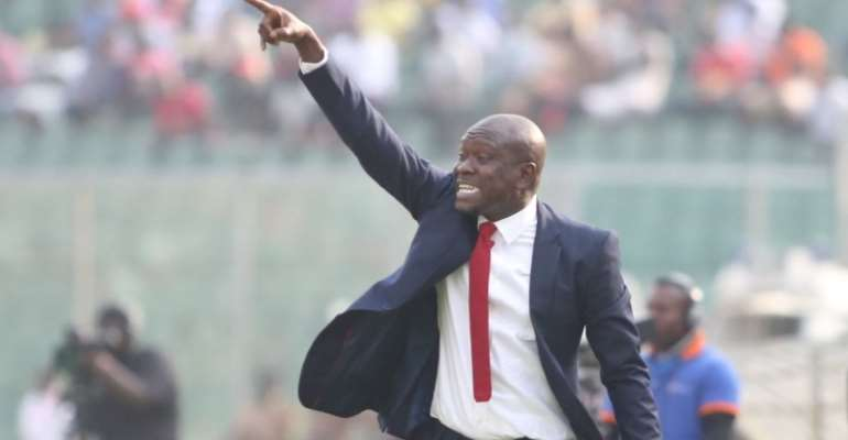 CK Akonnor Salutes Kotoko's Defense For Their Performance Against Hearts